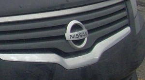 Nissan значок