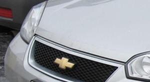 Chevrolet значок