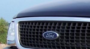 Форд значок