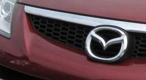 Mazda значок
