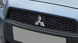 Логотип Митсубиси