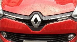 Renault значок
