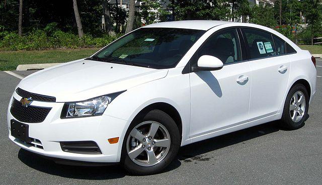 Chevrolet Cruze 2015 фото