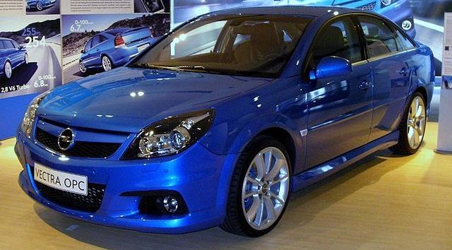 Opel Vectra фото