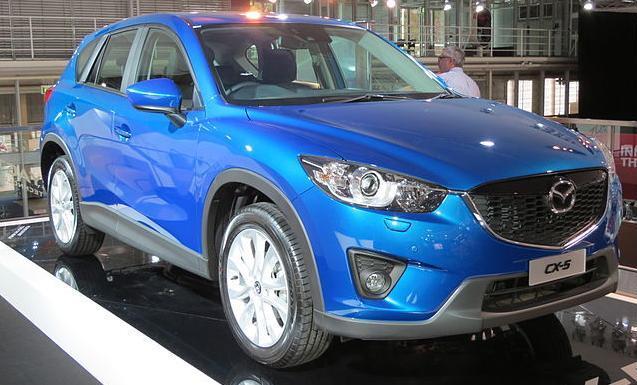Mazda cx-5 2014 фото