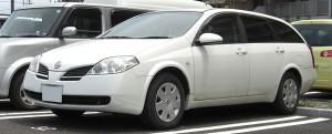 Nissan Primera фото