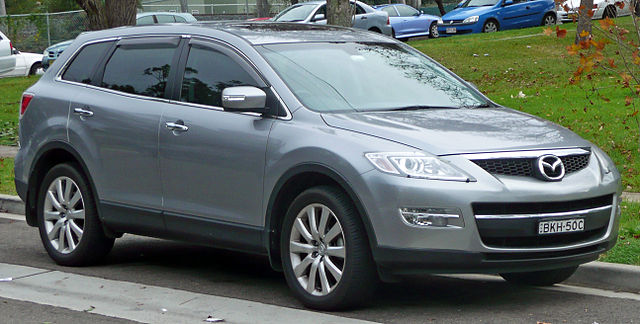 Mazda cx-9 2015 фото