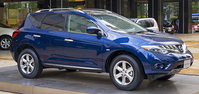 Nissan Murano 2015 фото