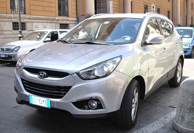 Hyundai ix35 2015 фото