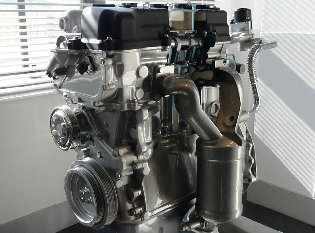 Nissan QG16DE