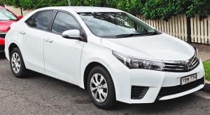 Toyota Corolla 2015 фото