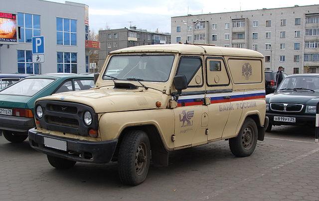 УАЗ 3159 Барс фото