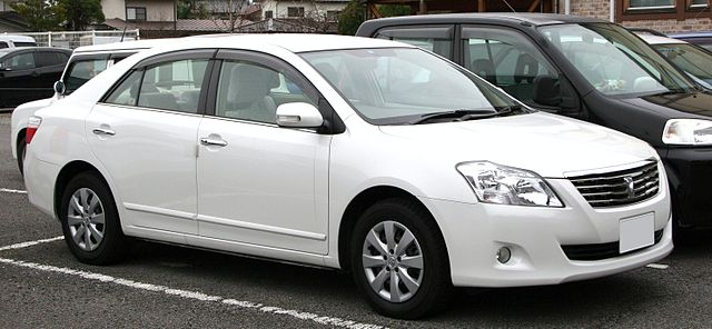 Toyota Premio 2015 фото