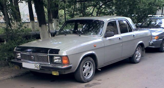 ГАЗ 3102 Волга фото