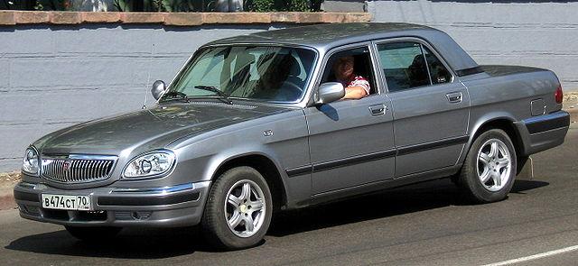Волга ГАЗ 31 фото