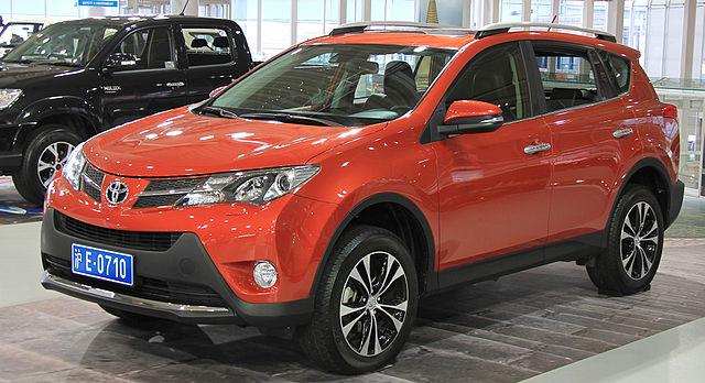 Toyota RAV4 2015 фото