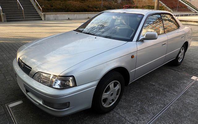 Toyota Vista фото