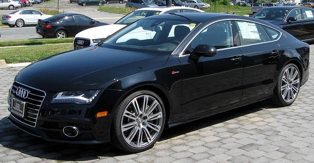 Audi A7 S7 RS7 2015