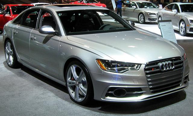 Audi A6 C7 2015
