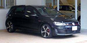 Volkswagen Golf 7 GTI 2015 фото