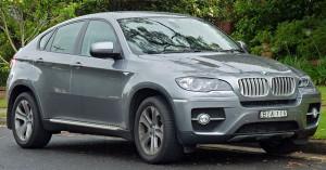 BMW X6 фото