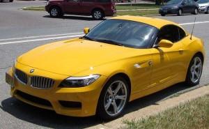 BMW Z4 фото