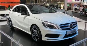 Mercedes-Benz A-Class фото