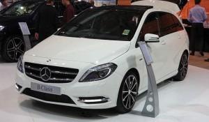Mercedes-Benz B-Class фото