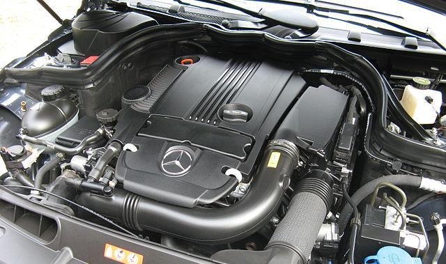 Mercedes M271 EVO