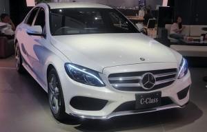Mercedes-Benz C-Class фото