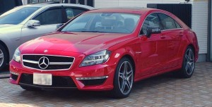 Mercedes-Benz CLS C218