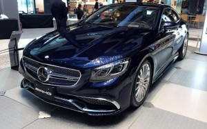 Mercedes-Benz S-Coupe C217