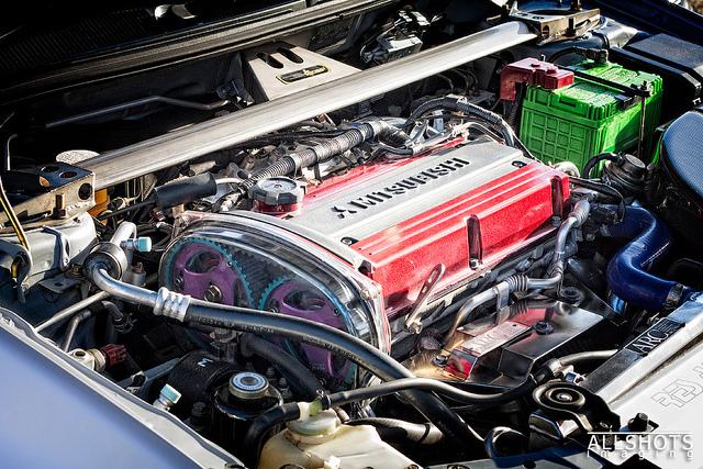 Mitsubishi 4G63