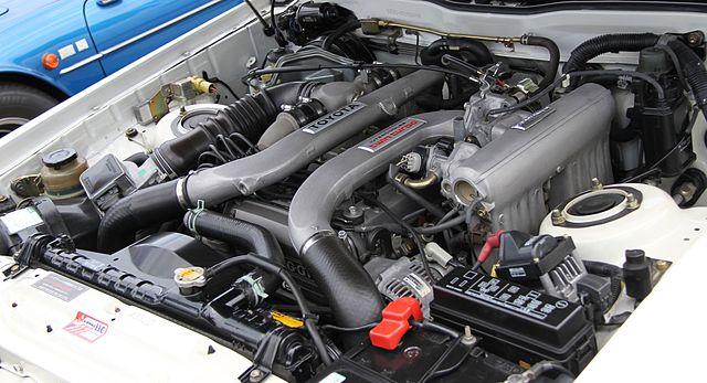 Toyota 1G-GTE