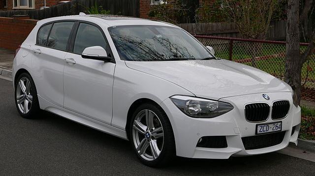 BMW 1-series фото