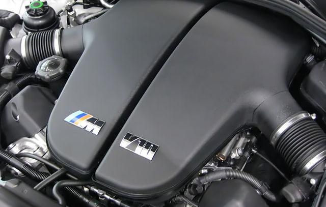 BMW S85B50