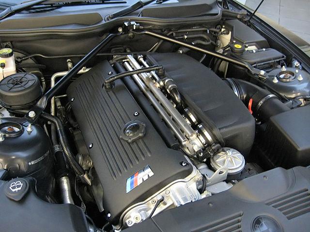 BMW S54 M3
