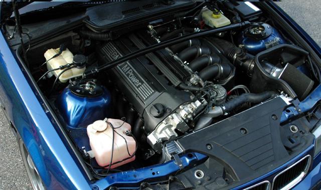 BMW S50