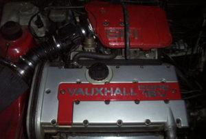 Мотор C20XE