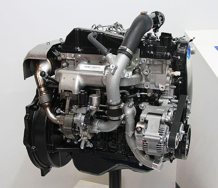 Toyota 1KD-FTV