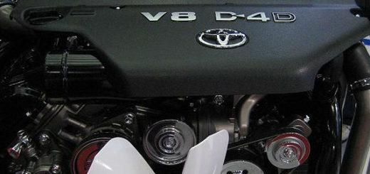 Двигатель 1VD-FTV