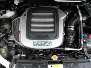 Двигатель YD25DDTi