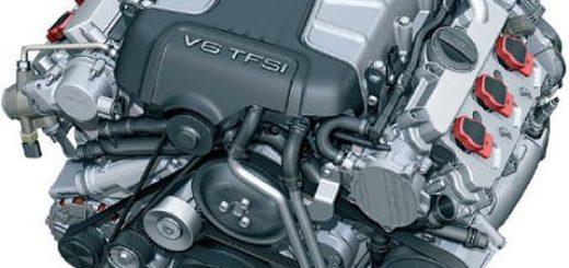 Двигатель 3.0 TFSI CAJA